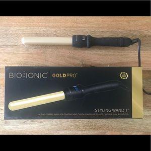 """BIO IONIC GoldPro Styling Wand 1"""""""